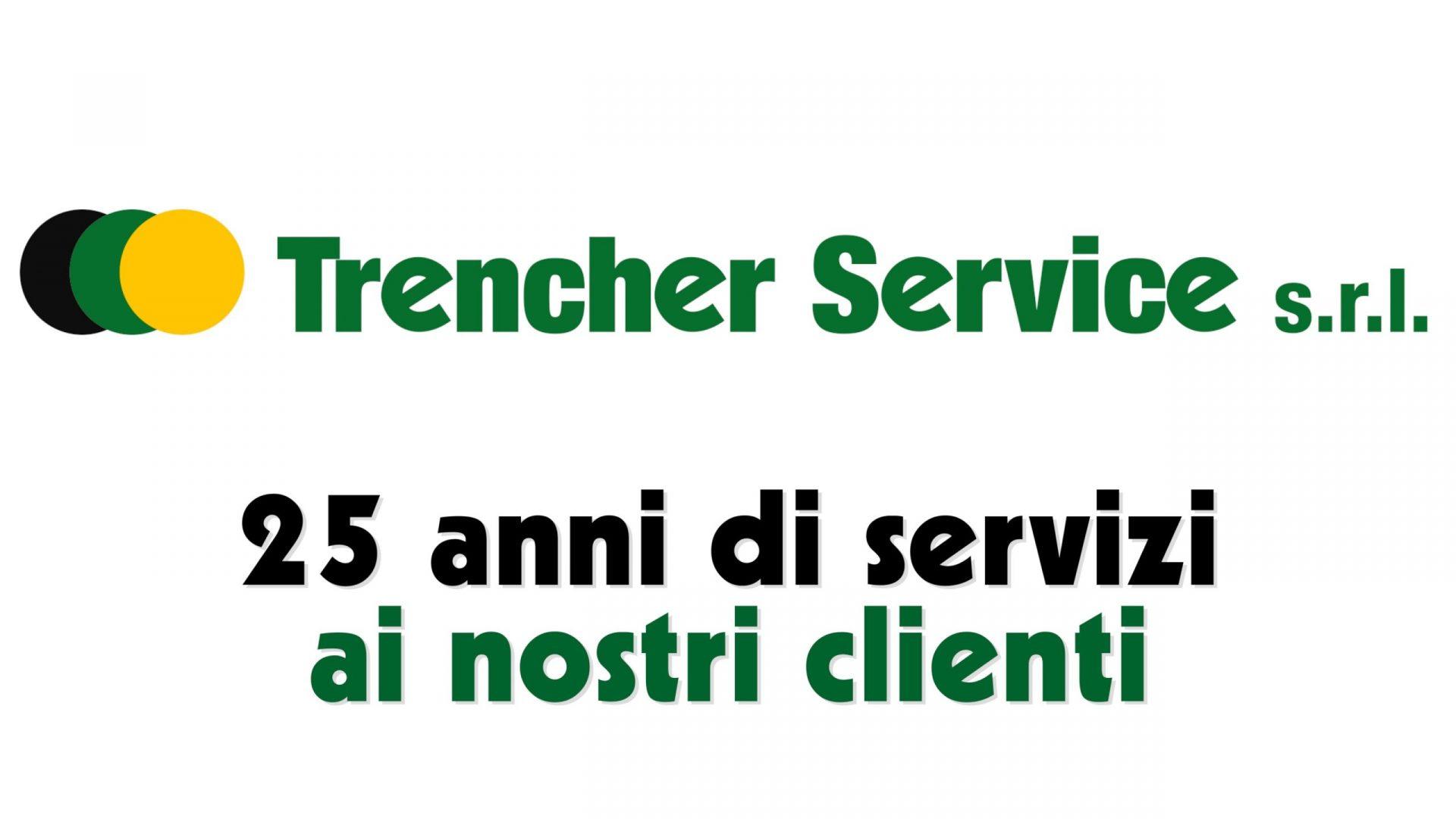 25 anni Trencher Service